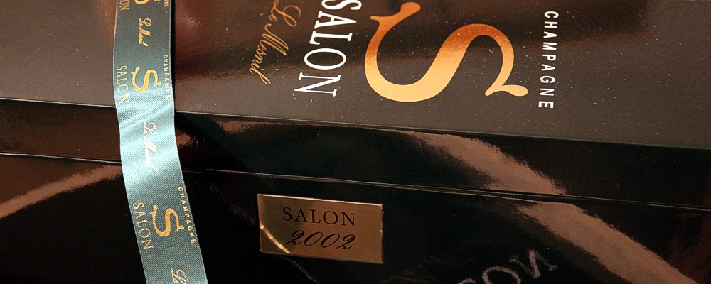 Champagne Salon, Champagne Salon Brut Blanc de Blancs Le Mesnil ...